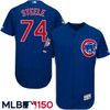 Justin Steele Chicago Cubs Alternate MLB 150 Year On-Field Jersey