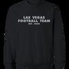 Las Vegas Football Team Gridiron Crewneck Sweatshirt