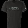 Las Vegas Football Team Gridiron Tri-Blend Tee