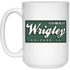 I'd Rather Be at Wrigley Field Coffee Mug