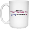 Yum Yum Donuts Coffee Mug