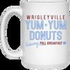 Yum Yum Donuts Retro Coffee Mug