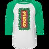 Wrigley Field Ivy Raglan 3/4-Sleeve Shirt