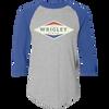 Wrigley Field Diamond Era Raglan 3/4-Sleeve Shirt