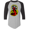 Cobra Kai 3/4-Sleeve Raglan Jersey