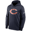 Chicago Bears Marine Prime Logo Therma Pullover Hoodie