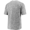 Chicago White Sox Gray Iconic Striated Stencil T-Shirt