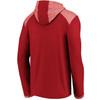 Arizona Cardinals Red Iconic Marble Clutch Lightweight Hood