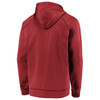 Arizona Cardinals Charcoal Chiller Hood