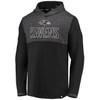 Baltimore Ravens Black Iconic Marble Clutch Lightweight Hood