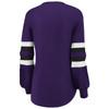 Baltimore Ravens Purple Women's Iconic T-Shirt