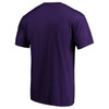 Baltimore Ravens Purple Cotton Victory Arch T-Shirt