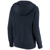 Chicago Bears Navy Women's Iconic Cotton Fleece League Leader V-Neck