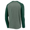 Green Bay Packers Green Iconic Marble Clutch Long Sleeve