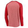 Kansas City Chiefs Red Iconic Marble Clutch Long Sleeve