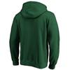 New York Jets Green Iconic Cotton Fleece Stealth Scanner Hood