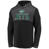 New York Jets Black Iconic Marble Clutch Lightweight Hood