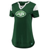 New York Jets Green Women's Iconic Team Athena T-Shirt