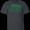 Wrigley Field Lights T-Shirt