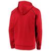 Chicago Blackhawks Charcoal Chiller Fleece Hood Jersey