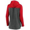 New Jersey Devils Charcoal Women's Chiller Hood