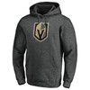 Vegas Golden Knights Charcoal Primary Logo Tech Patch Hood