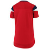 Washington Capitals Red Iconic Athena Jersey Top