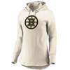 Boston Bruins Cream True Classics Signature Chenille Patch Hood