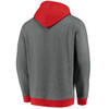 New Jersey Devils Gray True Classics Signature Fleece Chenille 2 Hood