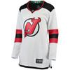 New Jersey Devils White Women's Breakaway Jersey