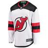 New Jersey Devils White Breakaway Jersey