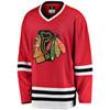 Chicago Blackhawks Red Breakaway Vintage Jersey