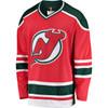 New Jersey Devils Red Breakaway Vintage 2 Jersey