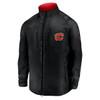 Calgary Flames Black Locker Room Rink Jacket