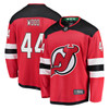 Miles Wood New Jersey Devils Red Breakaway Jersey