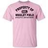Property of Wrigley Field Athletic Dept. T-Shirt