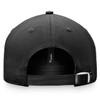 Chicago Blackhawks Black Iconic Unstructured Adjustable Cap