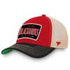 Chicago Blackhawks Black True Classic Adjustable Cap