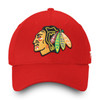 Chicago Blackhawks Red Core Structured Cap