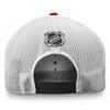 Chicago Blackhawks Red Draft Stripe Snapback Cap