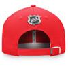 Chicago Blackhawks Red Lcoker Room Slouch Adjustable Cap