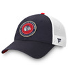 Chicago Blackhawks White Americana Meshback Cap