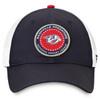Nashville Predators White Americana Meshback Cap