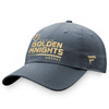 Vegas Golden Knights Red Lcoker Room Slouch Adjustable Cap