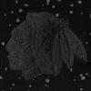 Chicago Blackhawks Black Lunar Cuff Beanie