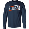 Chicago Football 1st Down Long Sleeve T-Shirt
