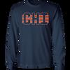 CHI Stripes Long Sleeve T-Shirt