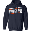 Chicago Football 1st Down Hoodie
