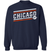 Chicago Football 1st Down Crewneck Sweatshirt