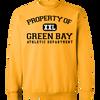 Green Bay Athletic Department Crewneck Sweatshirt